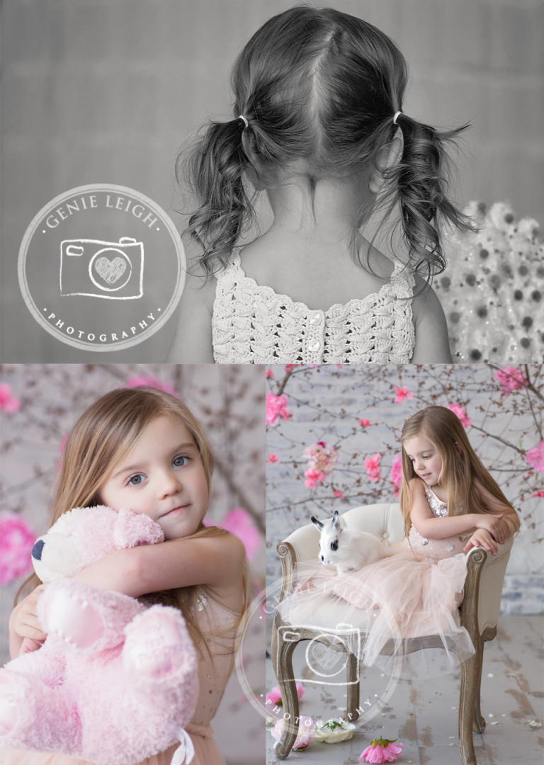 Genie Leigh Portrait Photography Studio Shallotte, NC Baby Child Family