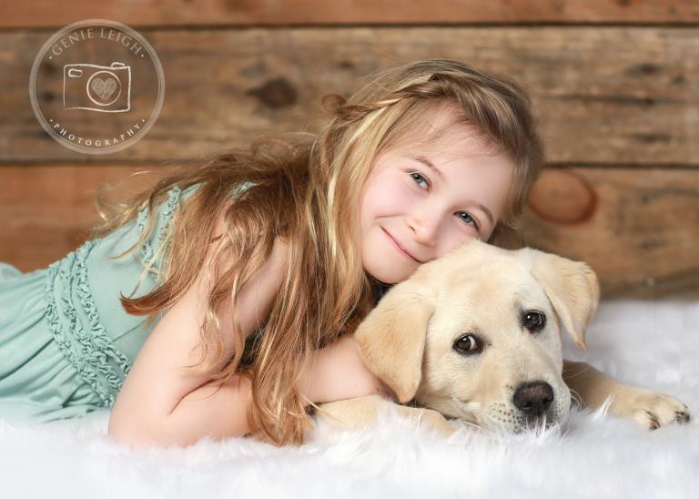 Genie Leigh Photography Puppy Love