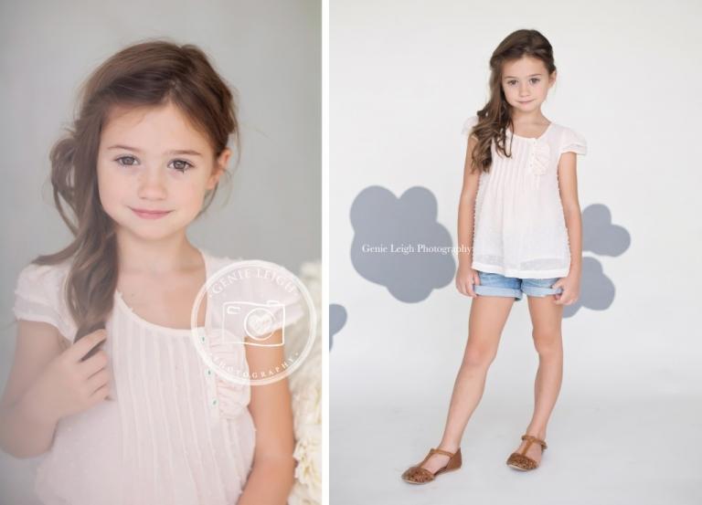 Genie Leigh Photography Wilmington NC child Portrait Studio
