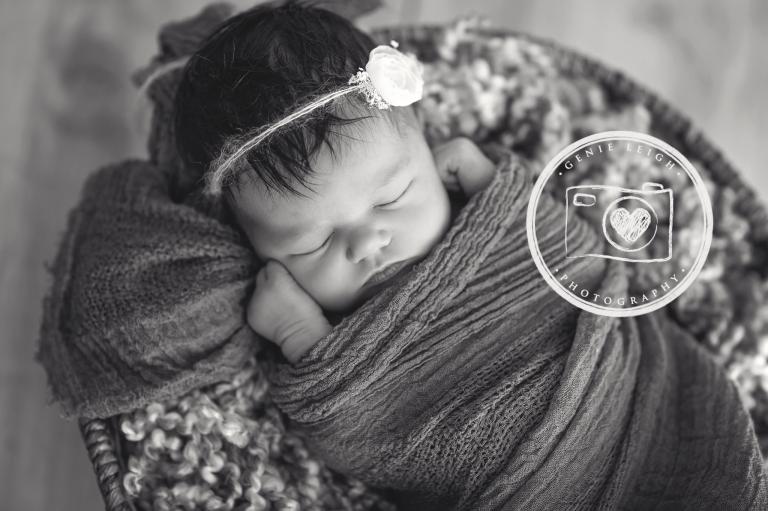 Newborn Baby Photography Genie Leigh Studio