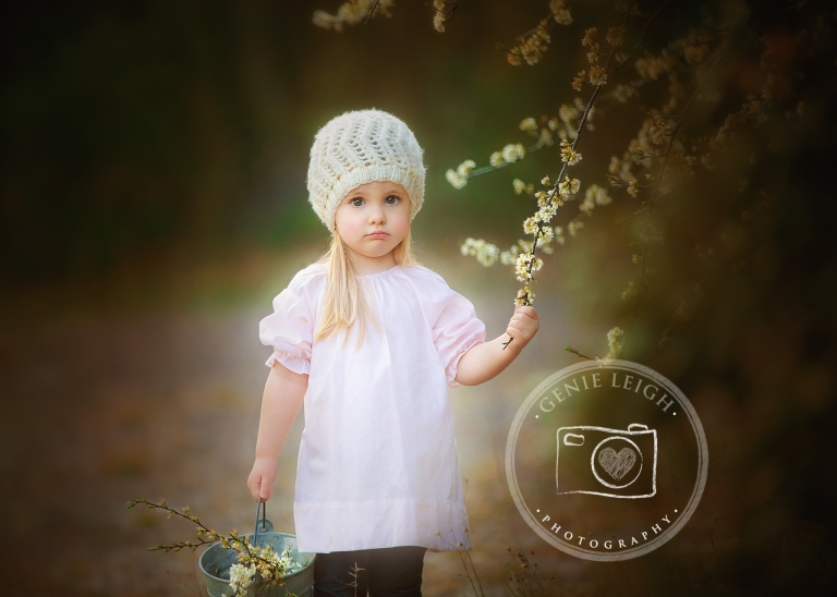 Genie Leigh Photography, North Carolina Child portrait Photographer