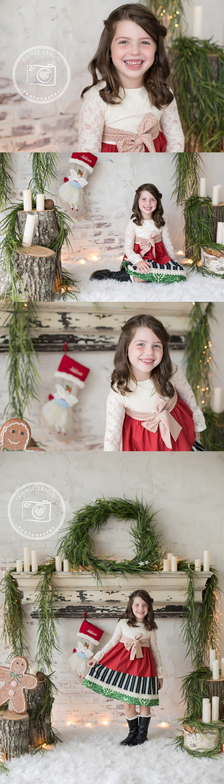 Holiday Session, Genie Leigh Photography, Wilmington, NC, Calabash, NC Brick Landing, Shallotte