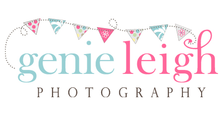 Genie Leigh Photography logo